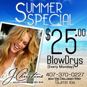 Summer Special Ad