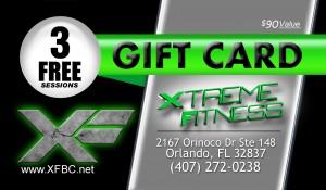 XFBC - GIFT CARD